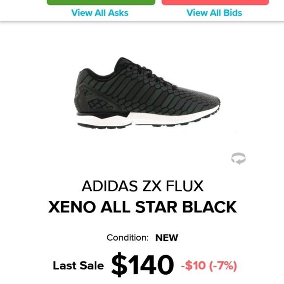 3b324ffa6ac93 adidas Other - Adidaa zx flux xeno all star black